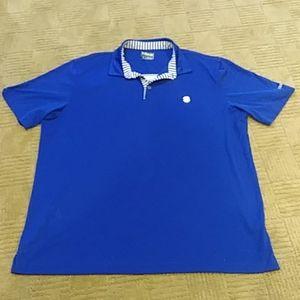 NEW IZOD golf shirt